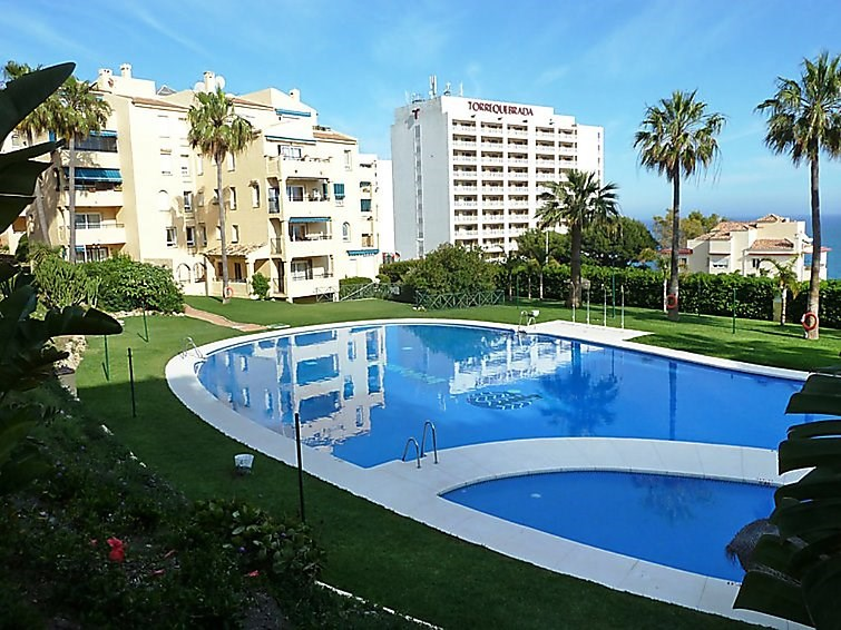Location vacances Benalmádena -  Appartement - 6 personnes -  - Photo N° 1