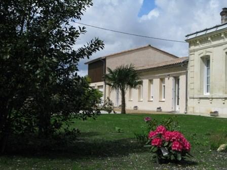 Location vacances Saint-Médard-en-Jalles -  Gite - 4 personnes - Jardin - Photo N° 1