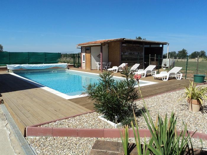 Location vacances Fréjairolles -  Gite - 6 personnes - Barbecue - Photo N° 1