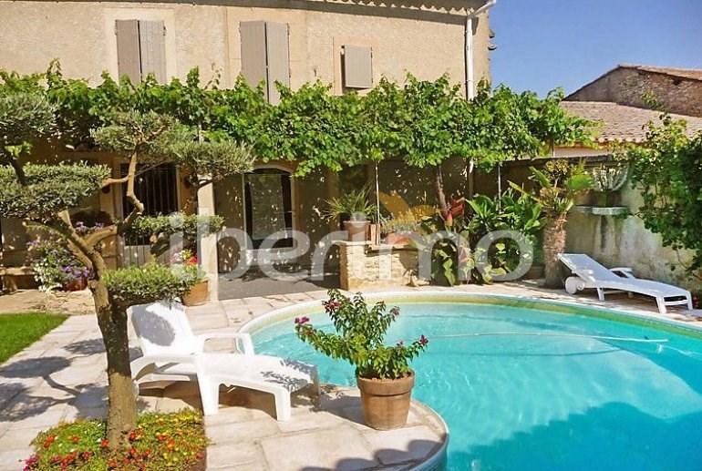 Villa à Robion pour 5 personnes - 2 chambres