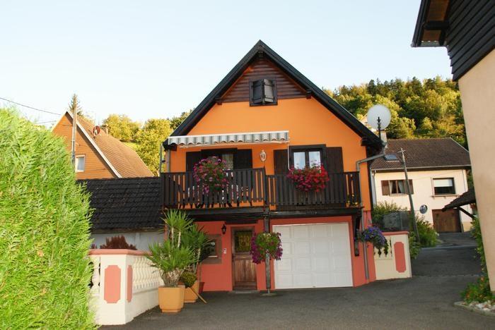 Ferienwohnungen Luttenbach-près-Munster - Haus - 4 Personen - Grill - Foto Nr. 1