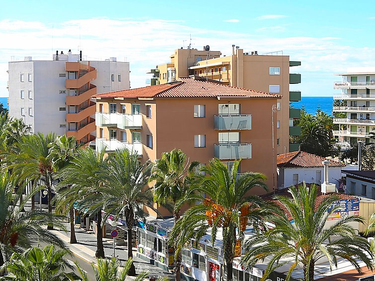 Location vacances Salou -  Appartement - 5 personnes -  - Photo N° 1