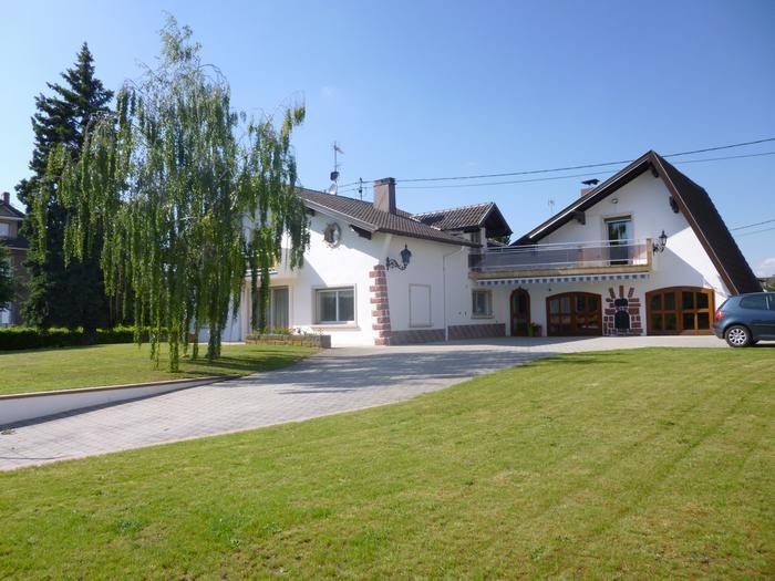 Location vacances Obernai -  Maison - 8 personnes - Barbecue - Photo N° 1