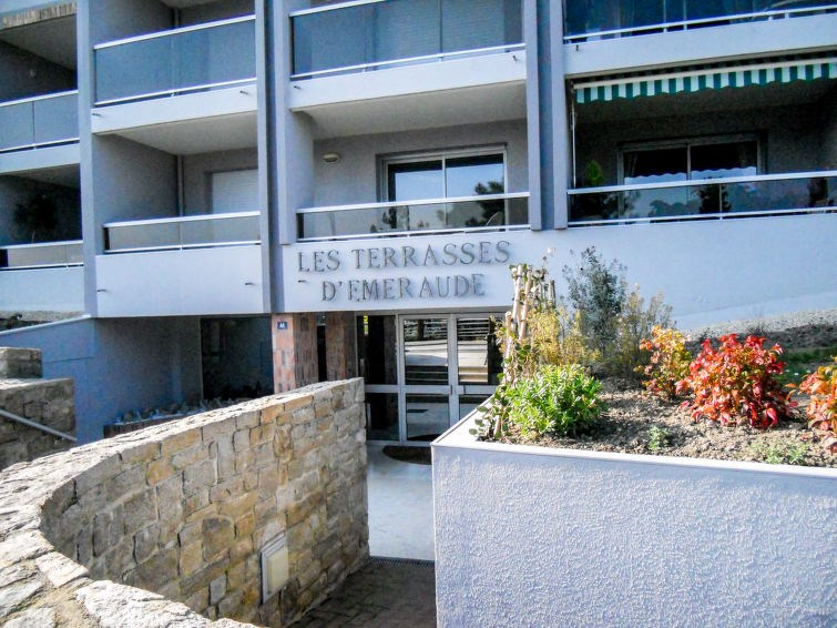 Location vacances Dinard -  Appartement - 5 personnes -  - Photo N° 1