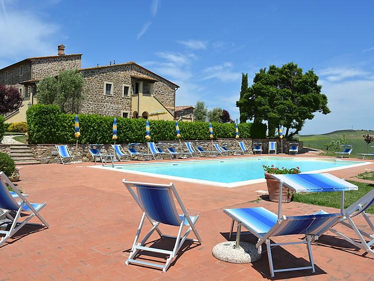 Location vacances Montecatini Val di Cecina -  Appartement - 4 personnes -  - Photo N° 1