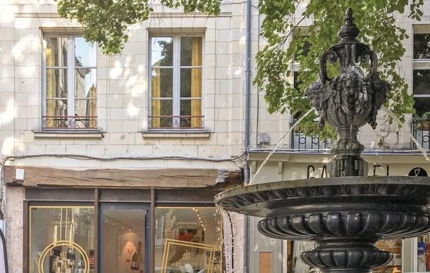 Location vacances Saumur -  Appartement - 2 personnes - Télévision - Photo N° 1