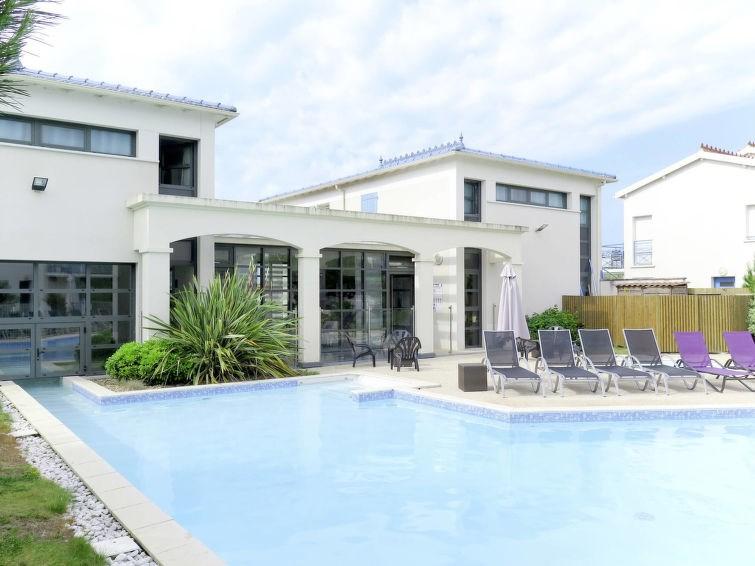 Location vacances Saint-Palais-sur-Mer -  Appartement - 4 personnes -  - Photo N° 1