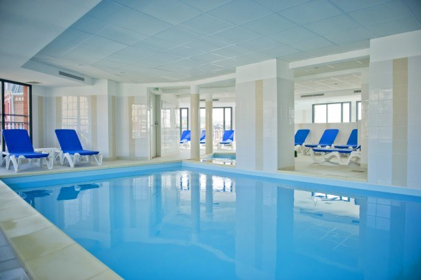 Location vacances Mers-les-Bains -  Appartement - 8 personnes - Jeux d'extérieurs - Photo N° 1