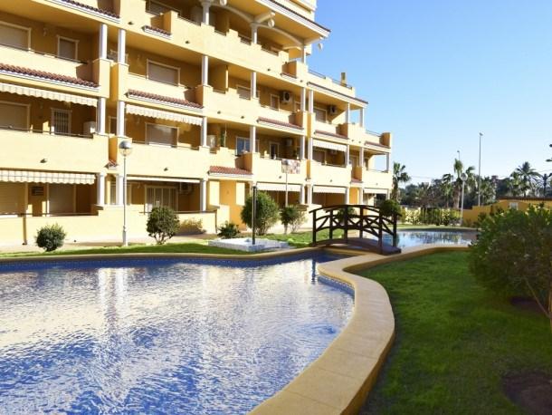 Location vacances Dénia -  Appartement - 6 personnes - Télévision - Photo N° 1
