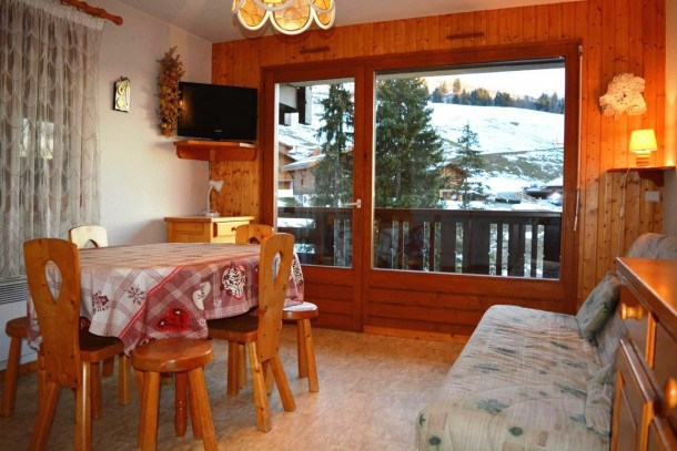Location vacances Le Grand-Bornand -  Appartement - 6 personnes - Télévision - Photo N° 1
