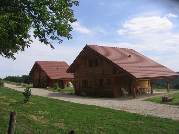 Location vacances Châtel-sur-Moselle -  Maison - 8 personnes - Jardin - Photo N° 1