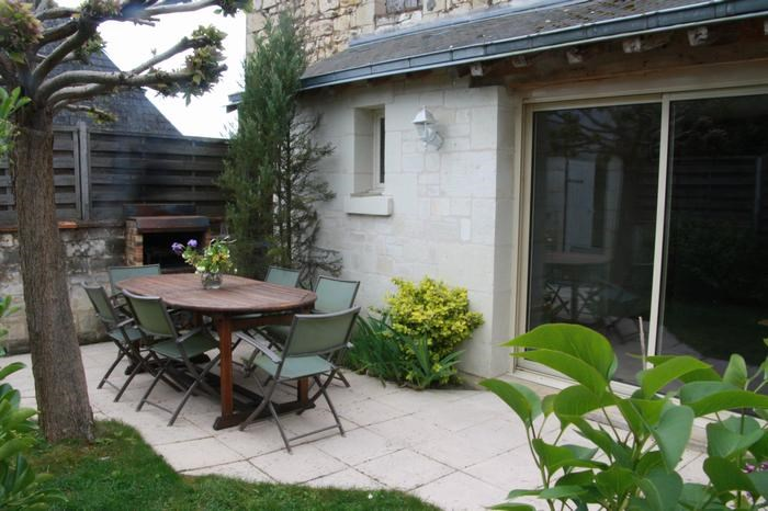 Location vacances Le Coudray-Macouard -  Maison - 6 personnes - Barbecue - Photo N° 1