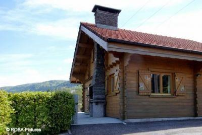 Holiday rentals La Bresse - House - 11 persons - BBQ - Photo N° 1