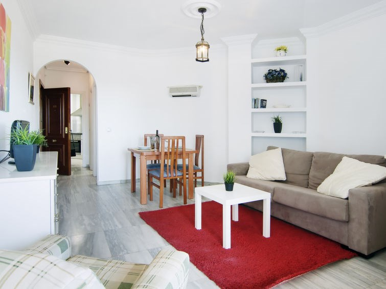 Location vacances Benalmádena -  Appartement - 4 personnes -  - Photo N° 1