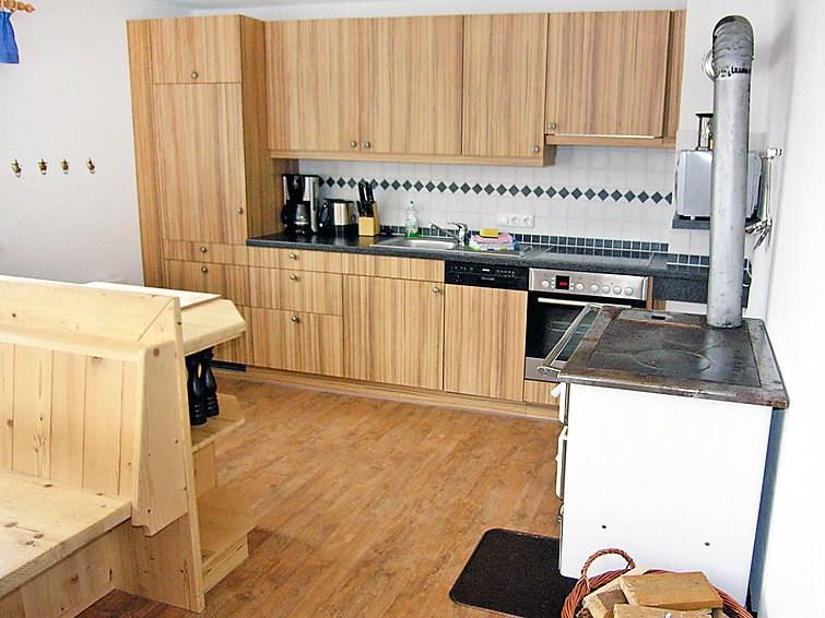 Maison pour 6 personnes à Jochberg