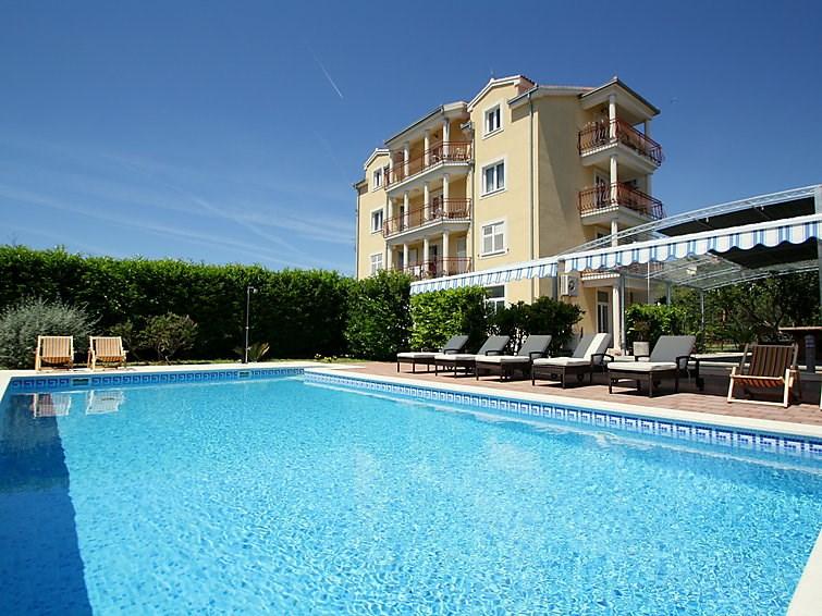 Location vacances Trogir -  Appartement - 5 personnes -  - Photo N° 1