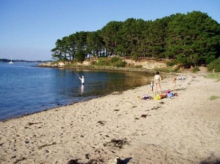 Location vacances Arzon -  Maison - 5 personnes - Barbecue - Photo N° 1