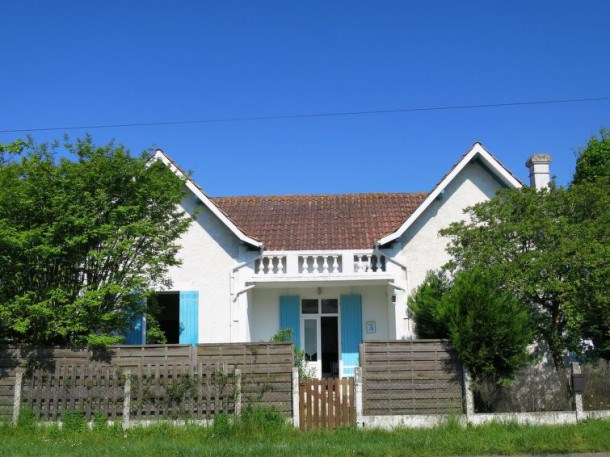 Location vacances Andernos-les-Bains -  Maison - 4 personnes - Barbecue - Photo N° 1