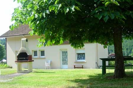 Ferienwohnungen Xonrupt-Longemer - Wohnung - 5 Personen - Grill - Foto Nr. 1