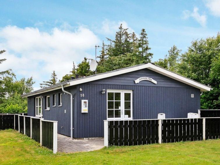 Maison pour 3 personnes à Thyholm