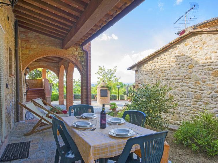 Location vacances Volterra -  Appartement - 4 personnes -  - Photo N° 1
