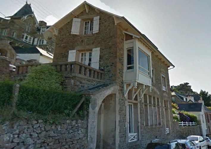 Ref 450: grande maison bourgeoise 8 pers vue mer