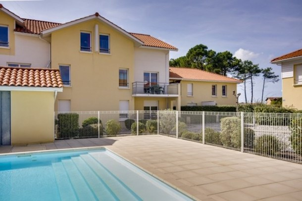 Location vacances Biscarrosse -  Appartement - 5 personnes - Lecteur DVD - Photo N° 1