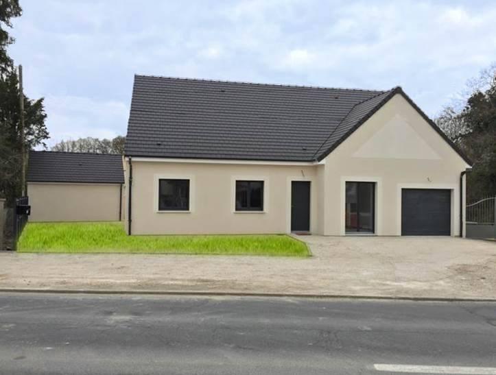 Maison  4 pièces + Terrain 452 m² Villandry par LONA CONSTRUCTION
