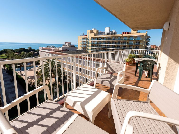 Location vacances Malgrat de Mar -  Appartement - 6 personnes -  - Photo N° 1