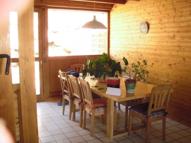 Location vacances Les Gets -  Maison - 11 personnes - Salon de jardin - Photo N° 1