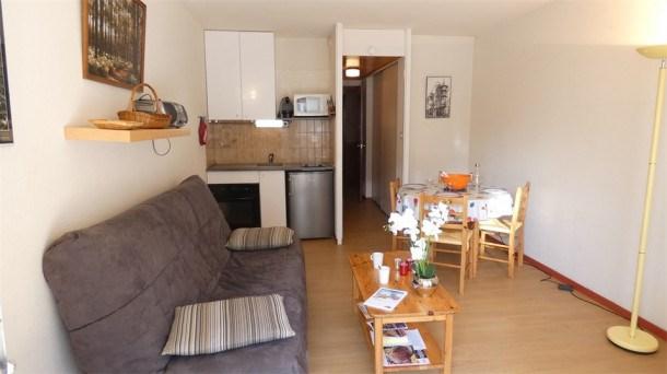 Location vacances Saint-Lary-Soulan -  Appartement - 5 personnes - Télévision - Photo N° 1