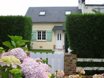 Holiday rentals Gruchet-le-Valasse - Cottage - 2 persons - BBQ - Photo N° 1