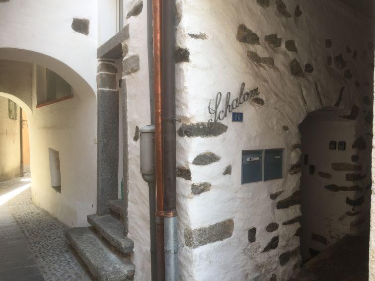 Appartement pour 1 personnes à Ronco sopra Ascona