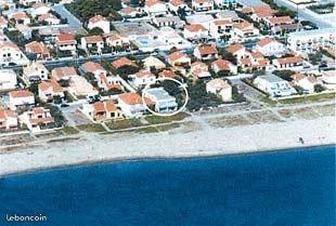 Location appartement Front de mer sur la plage le barcares