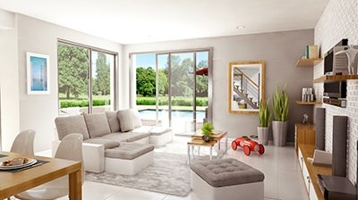 Maison  6 pièces + Terrain 551 m² Saint-Lys par Maison Familiale Toulouse