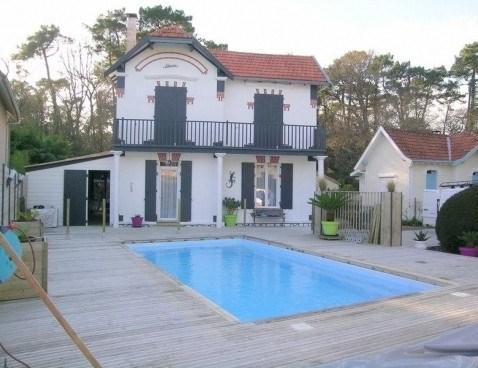 Location vacances La Tremblade -  Maison - 8 personnes - Télévision - Photo N° 1