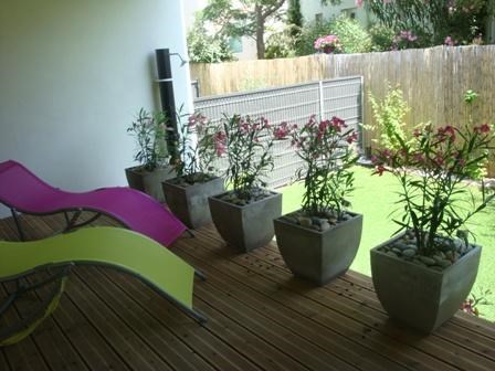 Holiday rentals Valras-Plage - House - 7 persons - Deck chair - Photo N° 1