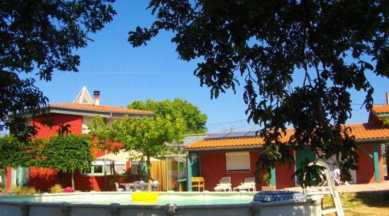 Location vacances Estibeaux -  Gite - 2 personnes - Barbecue - Photo N° 1