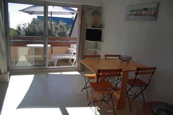 Location vacances Sarzeau -  Appartement - 4 personnes - Terrasse - Photo N° 1