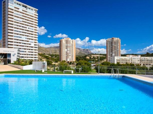 Location vacances Benidorm -  Appartement - 4 personnes - Télévision - Photo N° 1