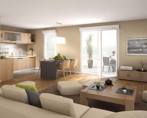 vente studio annecy 240000 appartement f1 t1 1 pi ce 42m. Black Bedroom Furniture Sets. Home Design Ideas