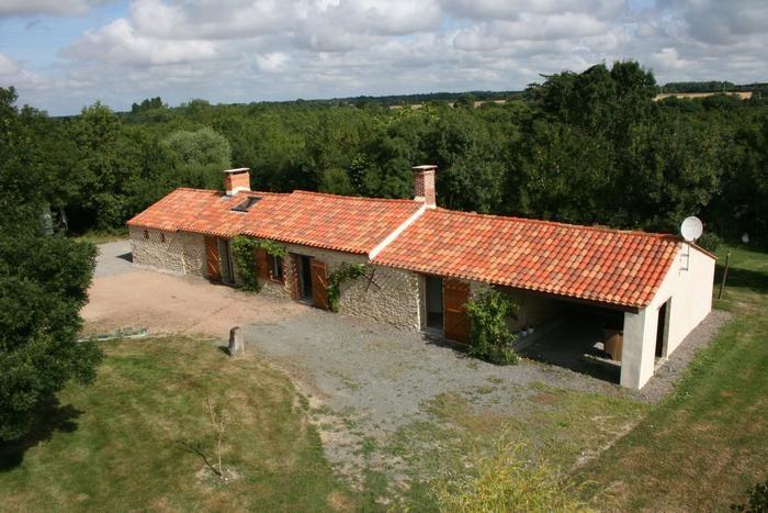 Location vacances Saint-Hilaire-la-Forêt -  Maison - 12 personnes - Barbecue - Photo N° 1