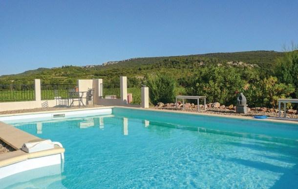 Location vacances Prades-sur-Vernazobre -  Maison - 6 personnes - Jardin - Photo N° 1