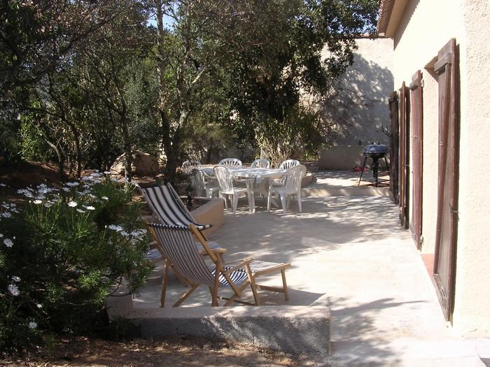 Location vacances Porto-Vecchio -  Maison - 8 personnes - Barbecue - Photo N° 1