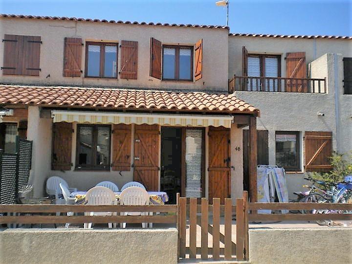 Location vacances Le Barcarès -  Maison - 8 personnes - Barbecue - Photo N° 1