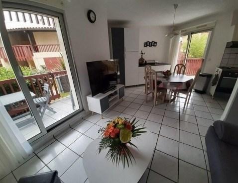 Location vacances Vieux-Boucau-les-Bains -  Appartement - 5 personnes - Télévision - Photo N° 1