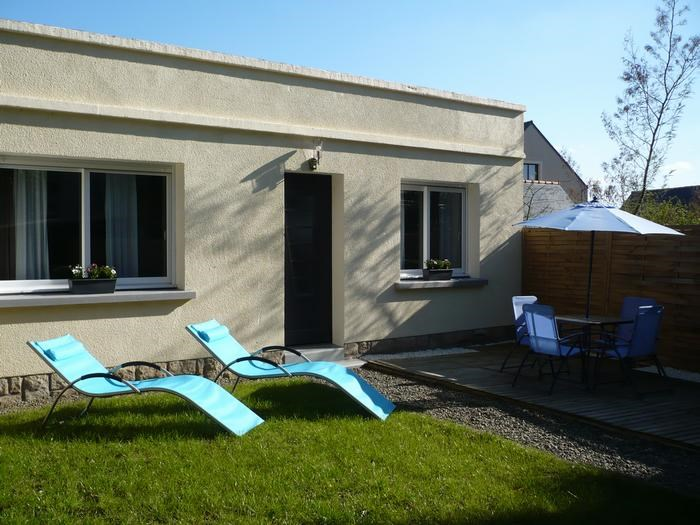 Holiday rentals Dol-de-Bretagne - House - 4 persons - BBQ - Photo N° 1