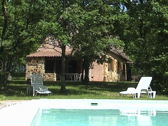 Location vacances Audrix -  Maison - 12 personnes - Barbecue - Photo N° 1