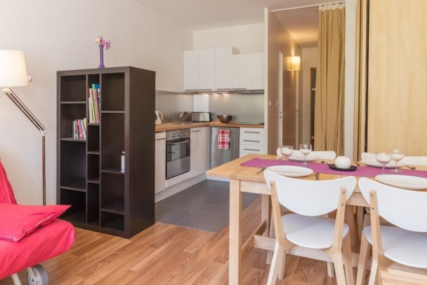 Location vacances La Salle-les-Alpes -  Appartement - 4 personnes - Télévision - Photo N° 1