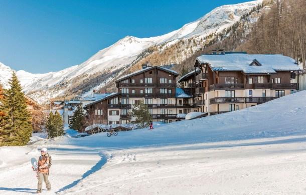 Location vacances Val-d'Isère -  Appartement - 4 personnes - Congélateur - Photo N° 1